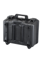 MNC473425STR Hard Case Trolley, con foam, ermetico