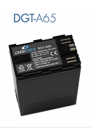 DGT-A65 Digitex Batteria al Litio per Canon