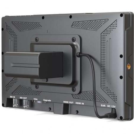 "A11 Lilliput monitor 10.1"" 4K per camcorder HDMI e 3G-SDI"