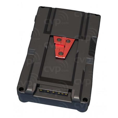 NERO XL HEDBOX, batteria professionale high load, V–Mount al litio