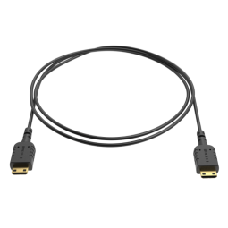 8-EXTRATHIN-MINI-MINI 8Sinn cavo compatto MINI HDMI - MINI HDMI da 80cm