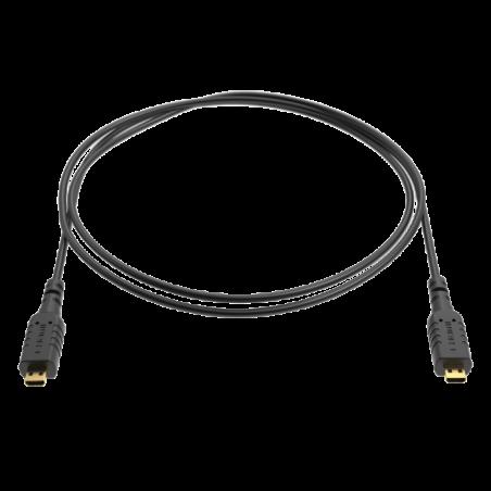 8-EXTRATHIN-MICRO-MICRO 8Sinn cavo compatto MICRO HDMI - MICRO HDMI da 80cm