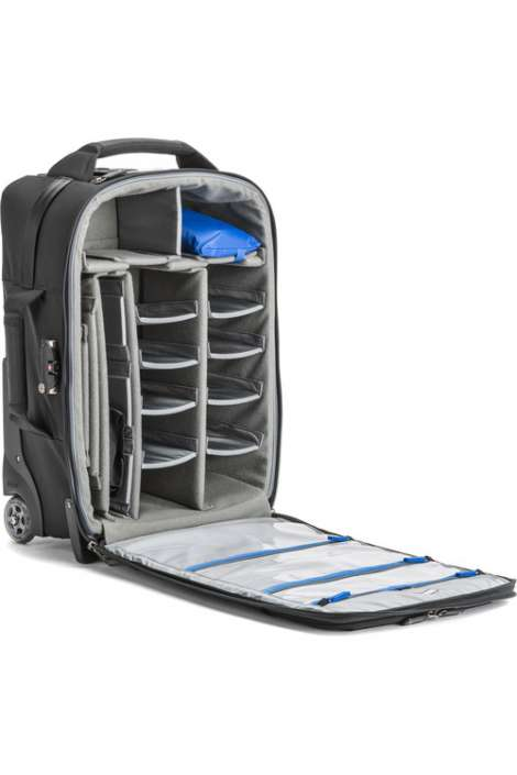 730572 AIRPORT SECURITY ™ V3.0 THINK TANK Trolley Black