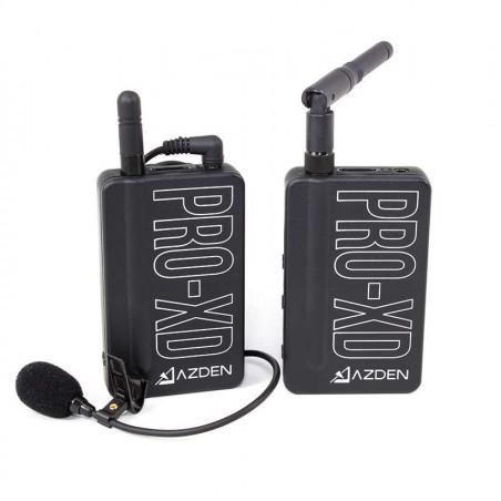 PRO-XD AZDEN Sistema microfonico wireless digitale