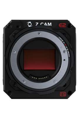 E2-F6 Z CAM Full Frame 6K Cinema Camera con attacco EF