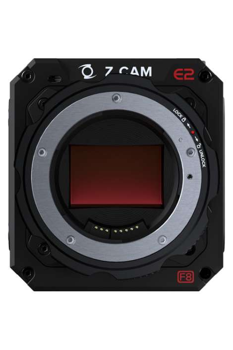 E2-F8 Z CAM Full Frame 8K Cinema Camera con attacco EF