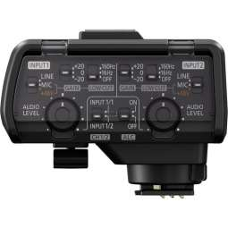 DMW-XLR1E Adattatore per microfono XLR per fotocamera digitale LUMIX GH5