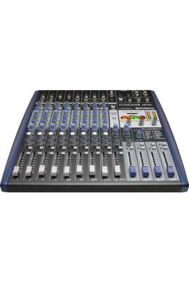 SLAR12C PreSonus mixer ibrido analogico/digitale 14ch, interfaccia USB-C