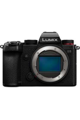 Lumix S5 Panasonic Fotocamera digitale mirrorless, solo corpo