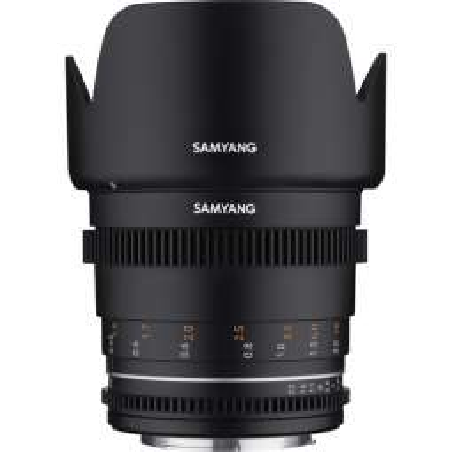 SY5V2C Samyang obiettivo 50mm T 1.5 MK II Canon EF