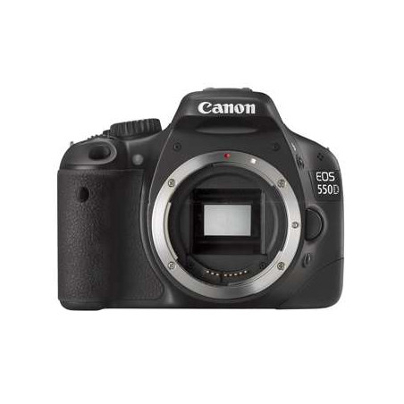 Canon fotocamera digitale reflex Canon EOS 550D con video Full HD