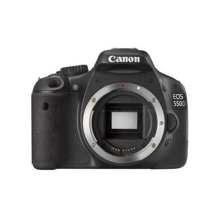 Canon fotocamera digitale reflex Canon EOS 550D con video Full HD
