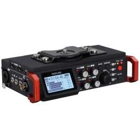 DR-701D Tascam registratore PCM lineare/mixer per fotocamere e videocamere