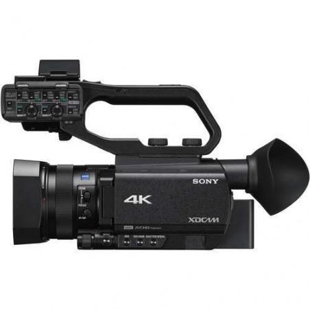 """PXW-Z90V/C CAMCORDER SONY 4K CMOS 1"""" XAVC 422 OTTICA 12x 3G-HDSDI"""