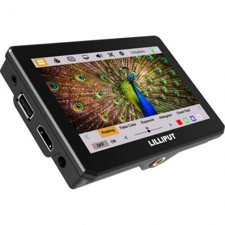 "T5 Lilliput Monitor 5"" 4K HDMI 2.0 Capacitive Touchscreen monitor"