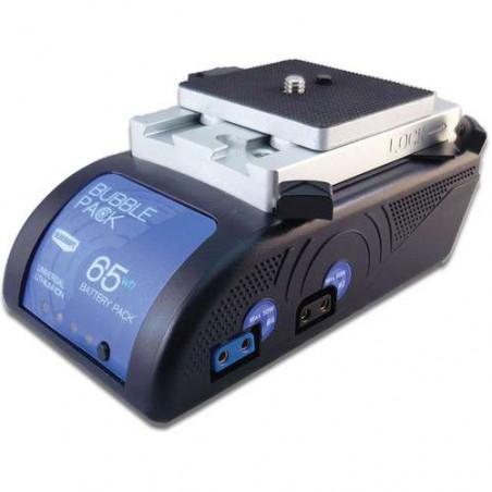 BUBBLEPACK Blueshape Batteria Universale per camcorder