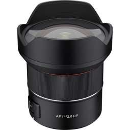 Obiettivo Samyang AF 14mm F2.8 Canon RF autofocus