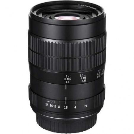 LWA60MEOS Laowa Venus Optics obiettivo 60mm f/2.8 Ultra-Macro 2:1 per Canon EF