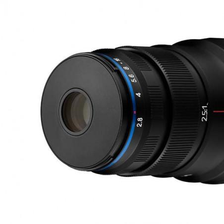 Obiettivo Laowa Venus Optics 25mm f/2.8 2.5-5x Ultra Macro per Canon EOS R