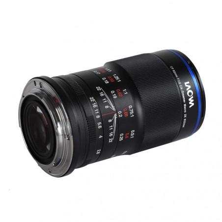 Obiettivo Laowa Venus Optics 65mm f/2.8 Ultra Macro APO 2:1 Sony E