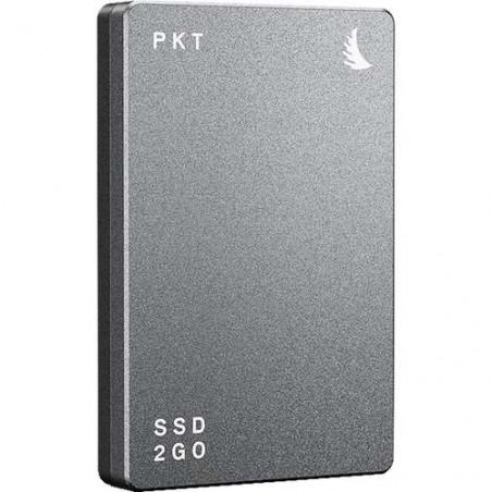 PKTU31-512PK Angelbird SSD2GO PKT MK2 512GB Graphite Grey