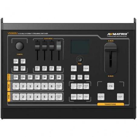 AVMATRIX Streaming Video Switcher SDI HDMI/DVI con UVC