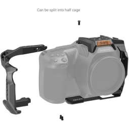 SmallRig Cage per Blackmagic Design Pocket Cinema Camera 6K PRO