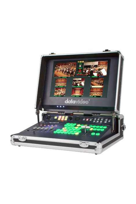 Mixer studio mobile, Datavideo HS-2000
