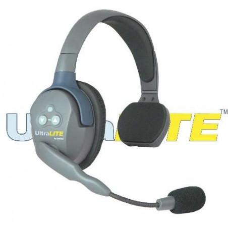EARTEC Single-Ear Ultralite Headset per Intercom- Kit 5 unità