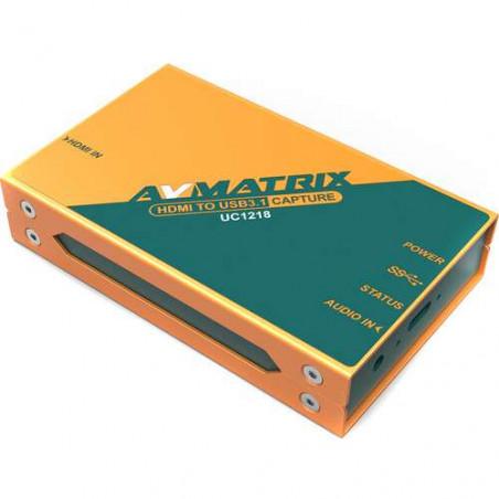 AVMATRIX Encoder video HDMI Gen1 USB 3.0