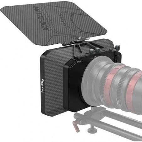 2660 SmallRig Matte Box in Fibra di Carbonio