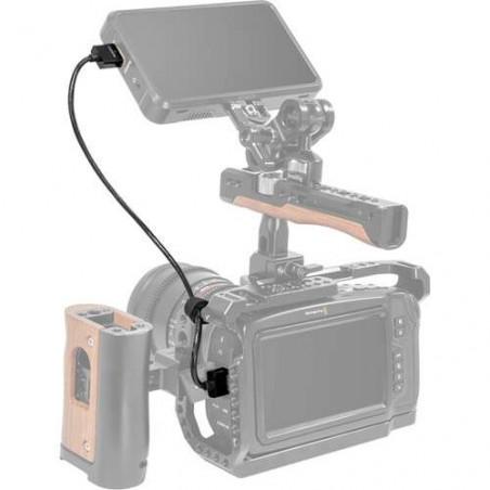2956 SmallRig Cavo HDMI 4K ultra sottile 35cm