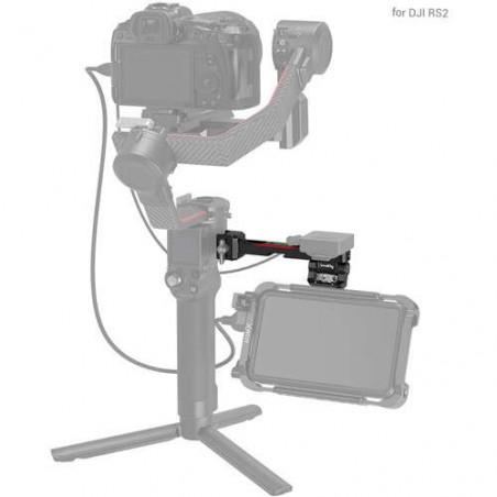 3026 Supporto per monitor SmallRig con morsetto NATO per DJI RS 2/RSC 2