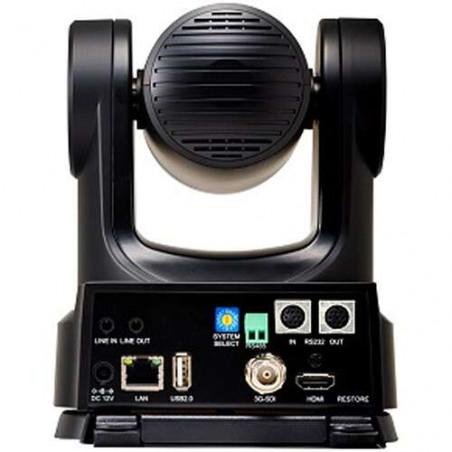 KY-PZ400NBU JVC Telecamera PTZ 4K NDI/HX Nera