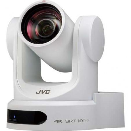KY-PZ400NWU JVC Telecamera PTZ 4K NDI/HX Bianca