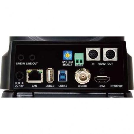 KY-PZ200NBU JVC Telecamera PTZ 4K NDI/HX Nera