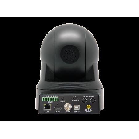 "KT-HD61RK Camera PTZ con sensore Sony 1/2,5"" Zoom 12X + remote control IR"