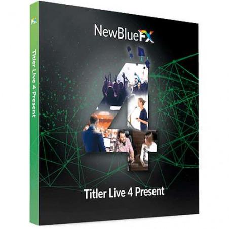 Titler live 4 Present ...