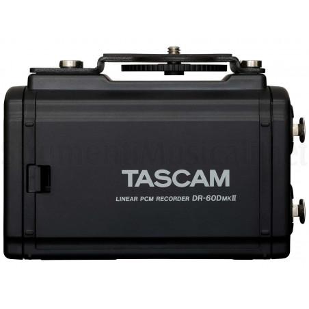 DR-60DMkII registratore Tascam portatile PCB Broadcast per DSLR su SD Card
