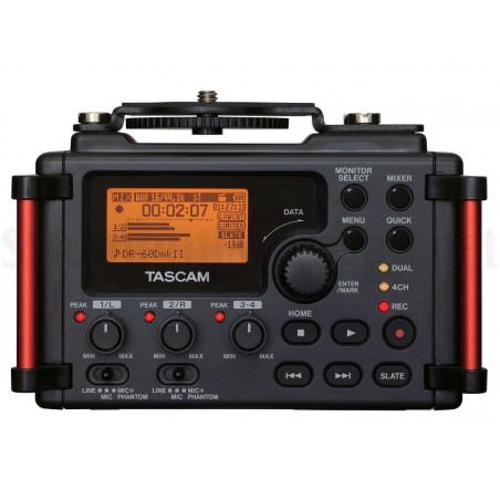 DR-60DMkII registrator...