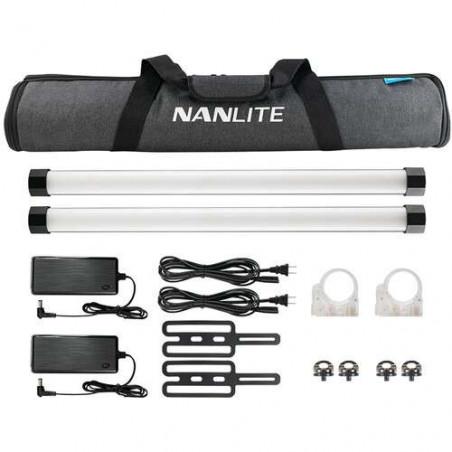 Kit di 2 luci Nanlite ...