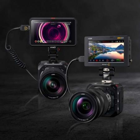 DC-BSH1 Panasonic LUMIX Videocamera Mirrorless 4K Box Style