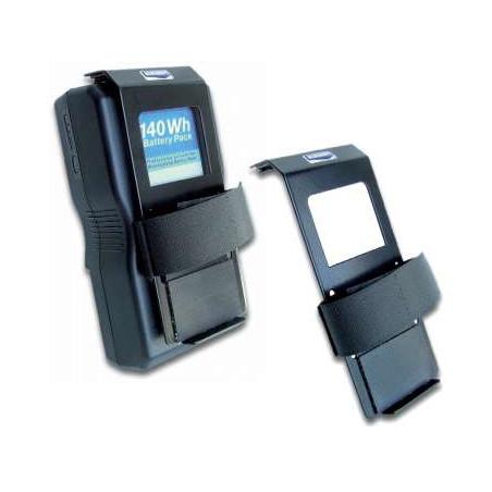 MMIC-S Blueshape Supporto per ricevitore microfono wireless