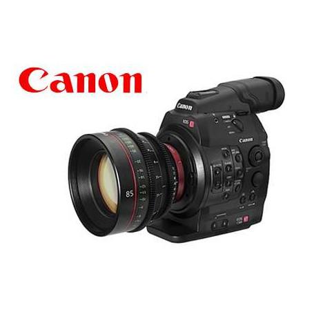 Canon EOS C300 + DAF CMOS Super 35mm - Full HD