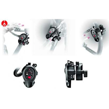 Controllo Remoto Manfrotto Elettronico a morsetto per HDSLR Canon