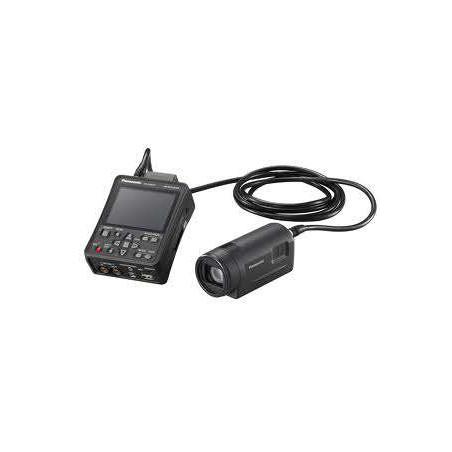 Noleggio kit: microcamera AG-HCK10G + videoregistratore AG-HMR10