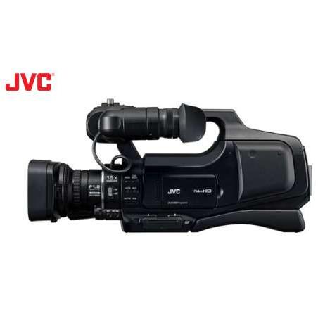 """JVC Camcorder 1/2.33""""12M pixels B.S.I. CMOS sensor 16:9 Progressive Scan"""