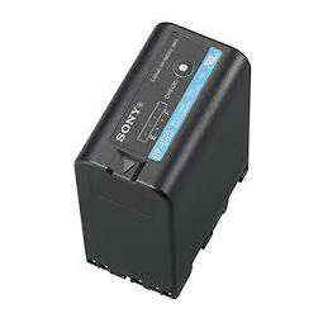 BP-U60 Batteria per Sony 3,8Ah-14.4V