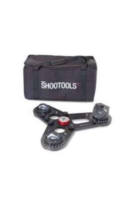 ShooTools Camera Dolly 360 + borsa in cordura