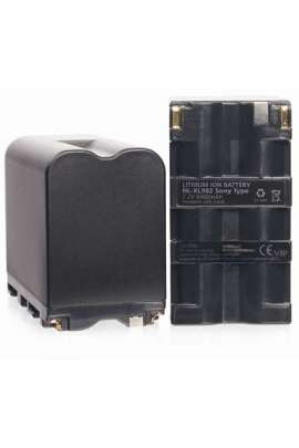 Batteria al Litio HL-XL982 - 49.7Wh, 6900mAh, 7.2V per Sony